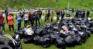 Охота на мусор