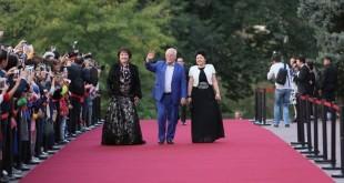 В Алматы состоялась церемония открытия ХII Международного кинофестиваля «Евразия»